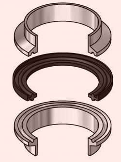 Hygienic Clamp Seals & Coupling