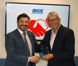 IDEX Barnwell Award Win Darren
