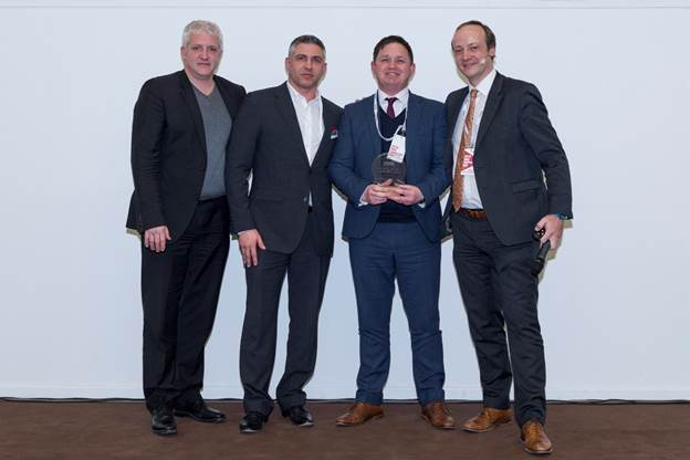 Parts Supplier of the Year Award