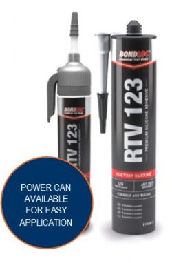 RTV 123 Gasket Silicone Sealant